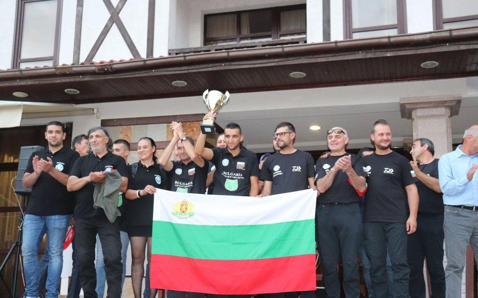 Българите втори на световното по спортен риболов на пъстърва