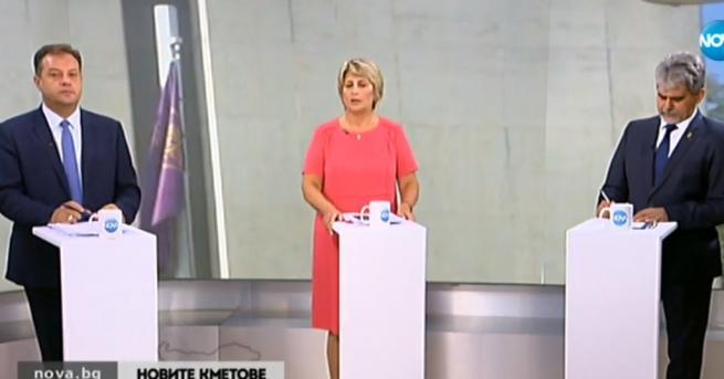 Местни избори 2019 Кандидатите за кмет на Велико Търново: За