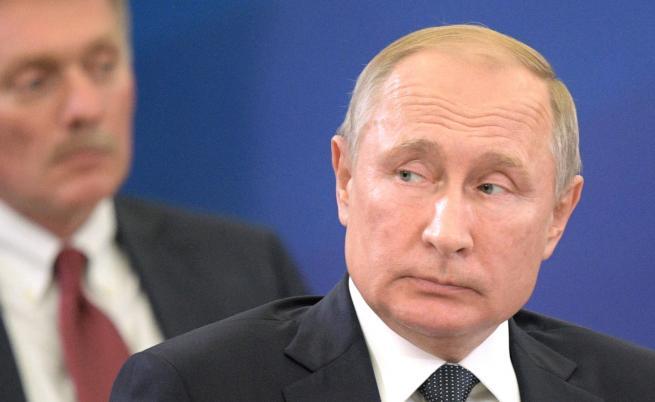 """Владимир Путин: България бави """"Турски поток"""""""