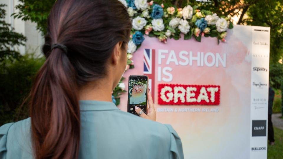 The GREAT British Fashion Show А Catwalk with Conscience