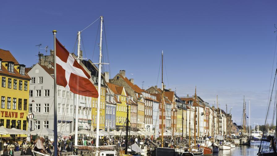 Дания изважда България от списъка на страните с карантина