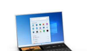 Microsoft Surface Neo с Windows 10X