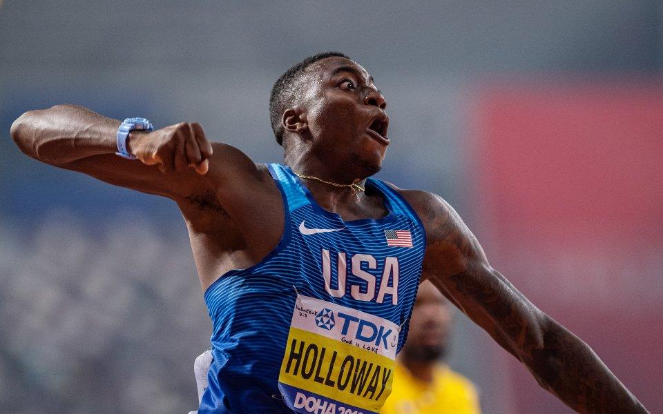 Американски триумф на 110 м хърдели в Доха, поляк взе хвърлянето на чук