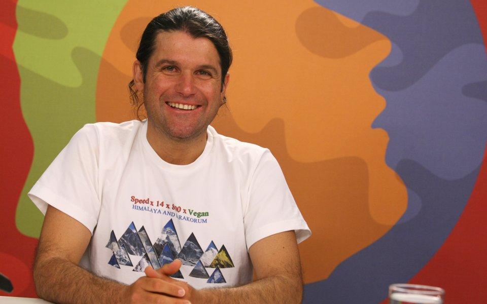 Скатов покори с рекорд 4-ия си осемхилядник за тази година