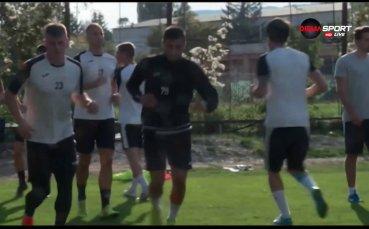 Шоколаров: Имаме страхотен отбор, всичко е въпрос на постоянство