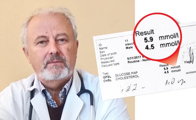 Д-р Славчо Кирилов, пулмолог, Сандански