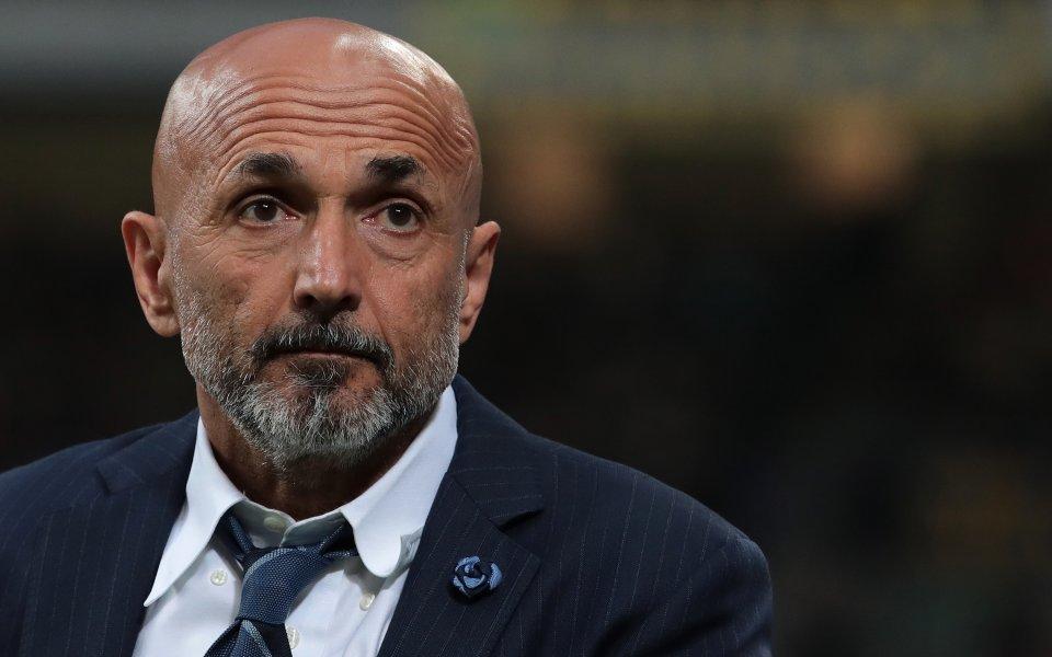 Бившият наставник на Интер Лучано Спалети потвърди, че няма никакъв