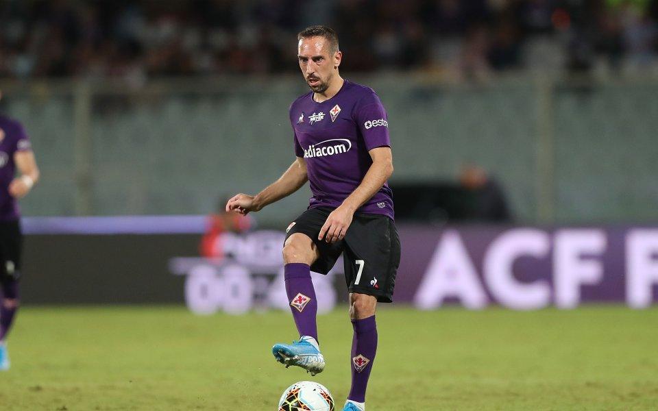 Неизбледняващият Рибери смая Серия А през септември
