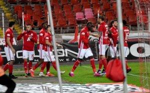 ЦСКА ще търси бърз старт след пандемията в Бистрица