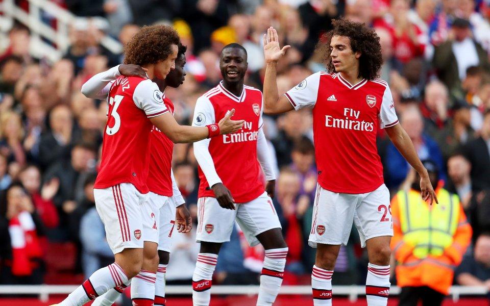Отборът на Арсенал победи с 1:0 при домакинството на Борнемут