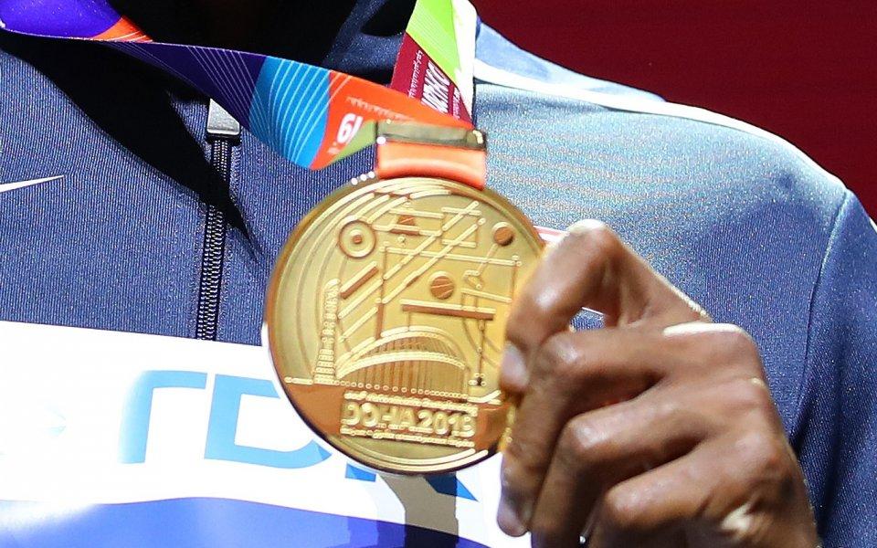 САЩ спечели убедително класирането по медали на Световното в Доха