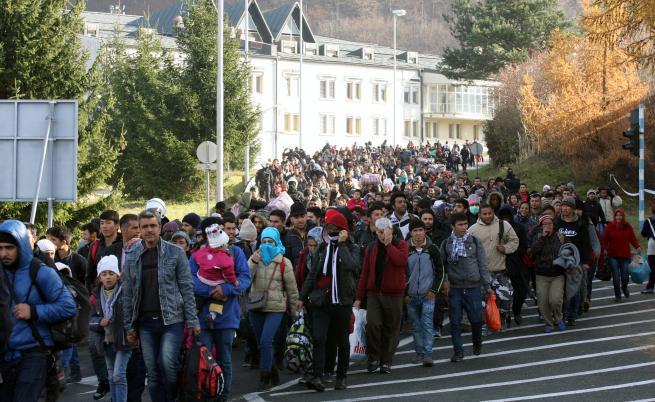 Германия: Възможен нов прилив на мигранти, по-голям от този през 2015