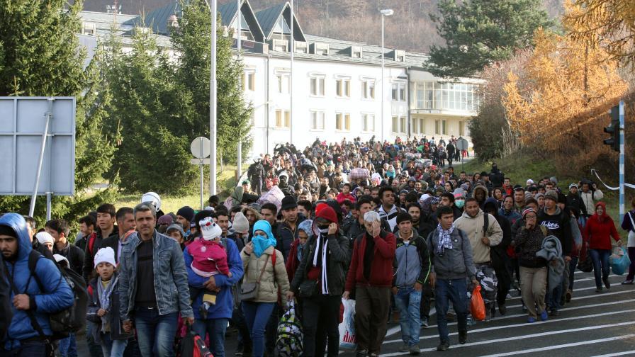 <p>Предупреждение: Възможен нов прилив&nbsp;мигранти, по-голям от 2015&nbsp;</p>