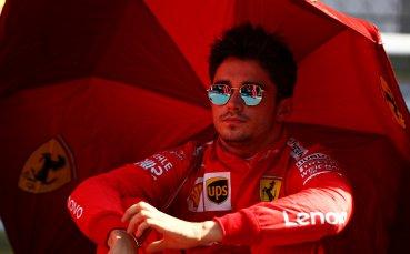 Карлос Сайнц няма да бъде втори пилот на тима, смята Льоклер