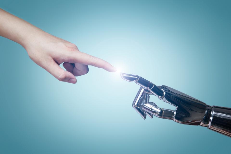 космос робот технологии двойка