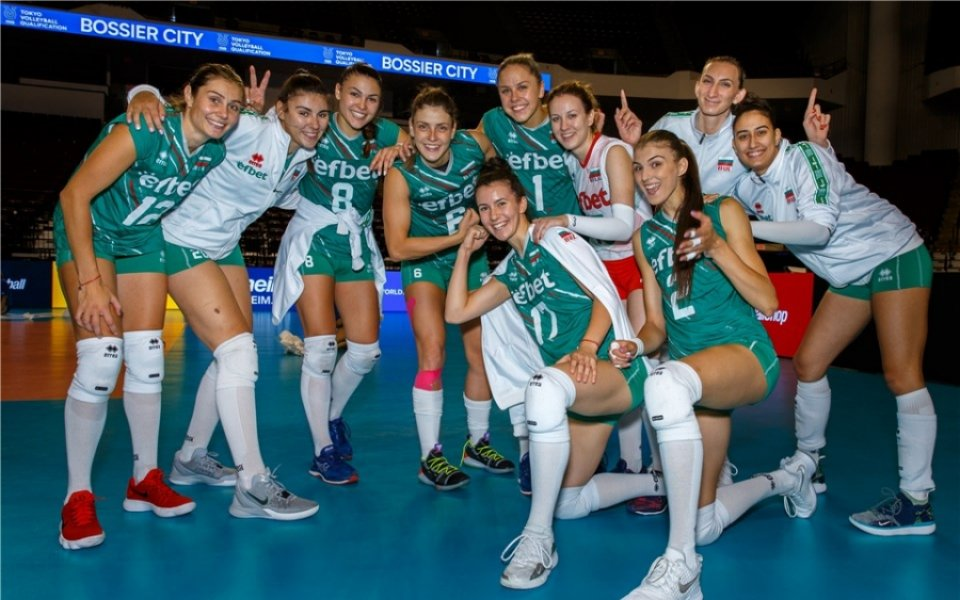 Ново престижно домакинство за българския волейбол