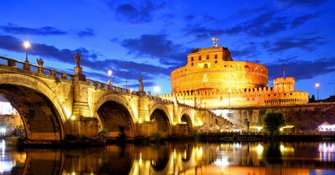 Любопитно 10 места, които да посетите в Рим Или какво