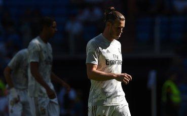 Бейл няма да играе за Реал през уикенда