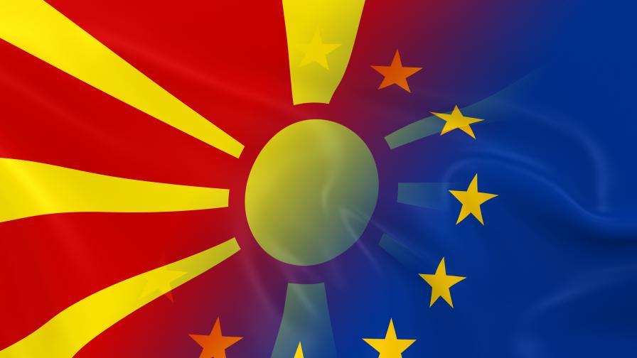 Македония - раздор между Меркел и Макрон