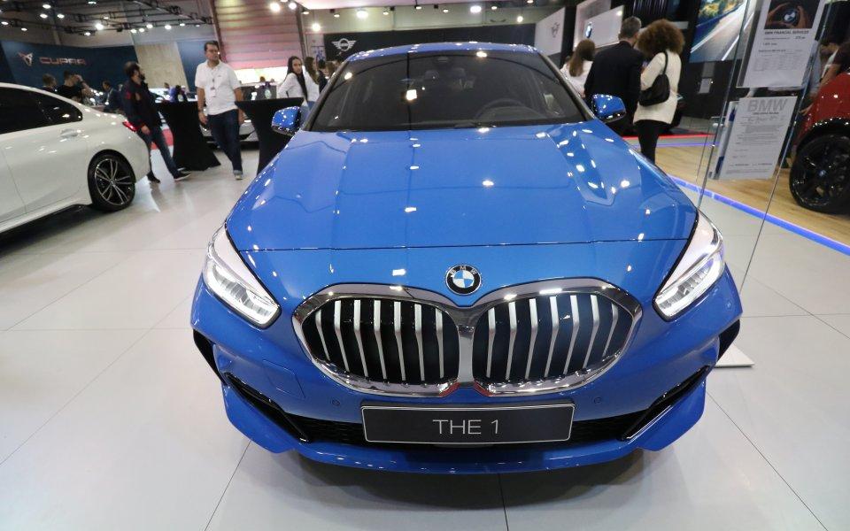 BMW е един от изложителите в Автосалон София 2019, който
