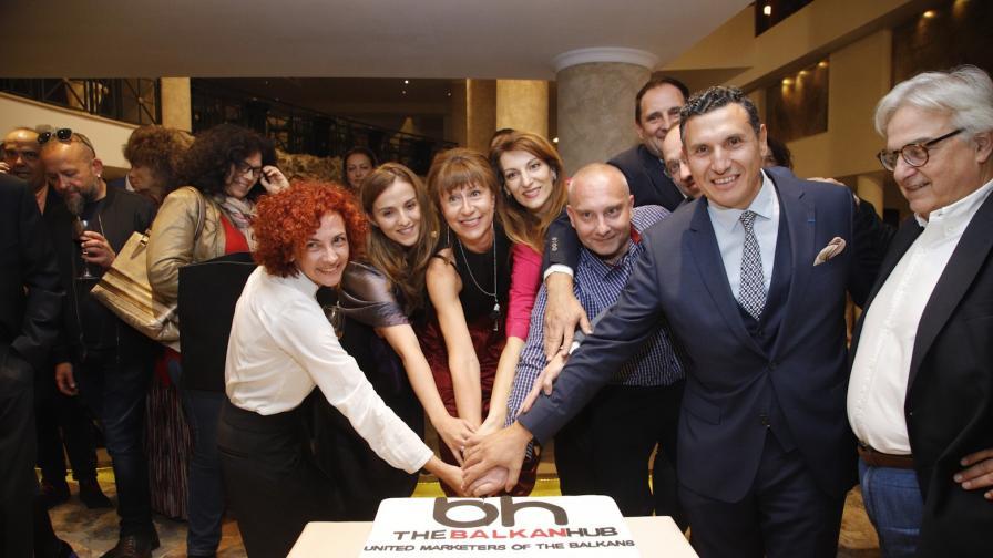TheBalkanHub Интерпартнерс става първата българска комуникационна група със собствена партньорска мрежа на Балканите