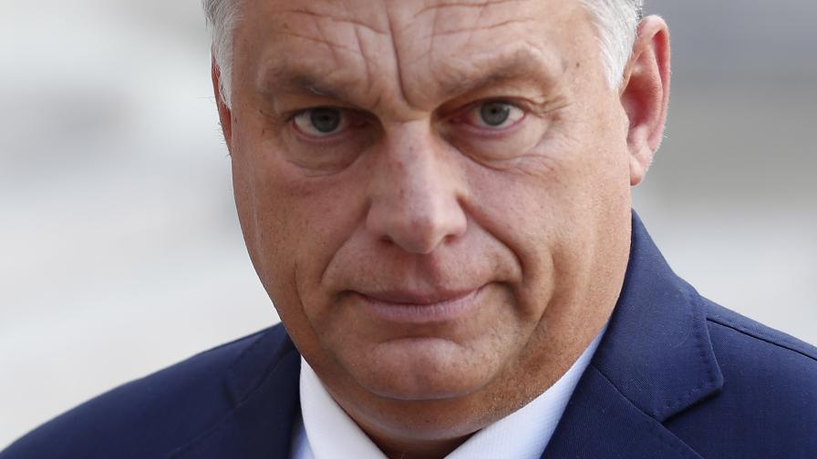 Орбан: Това е лост за изнудване за имигранти