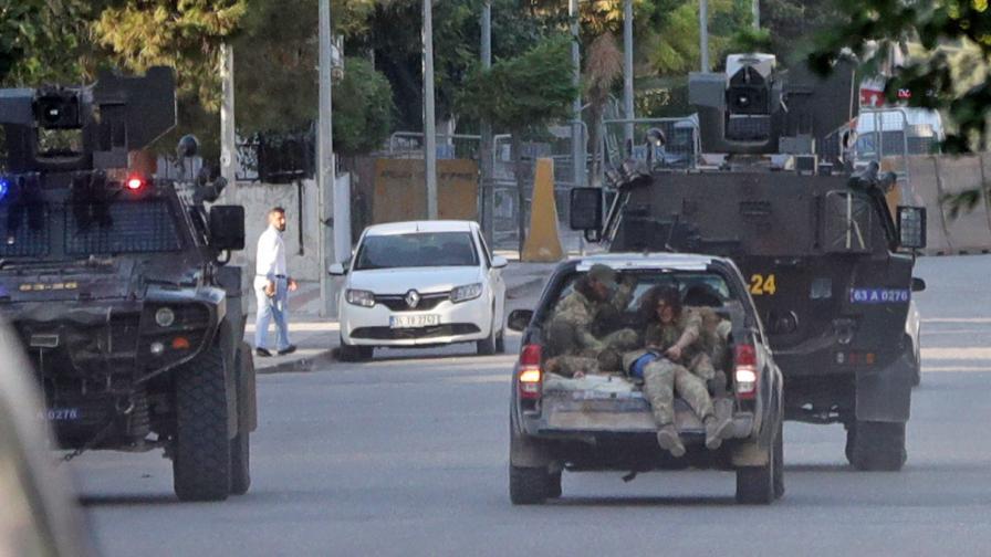 """Сирийски демократични сили: Турция съживи """"Ислямска държава"""""""