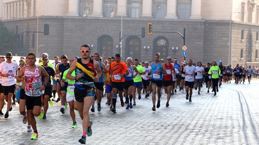 Откриха мъжа, който блъсна чужда атлетка в София