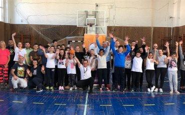 Българско участие на форум срещу дискриминацията в спорта