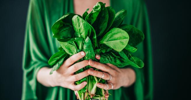 Листните зеленчуци предоставят повече хранителни вещества от всяка друга храна.