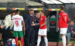Всичко от днешния сблъсък между България и Англия (ОБЗОР)
