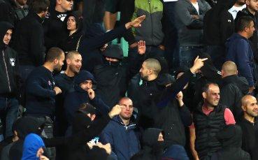 Много лошо - Англия набави доказателства, които праща на УЕФА