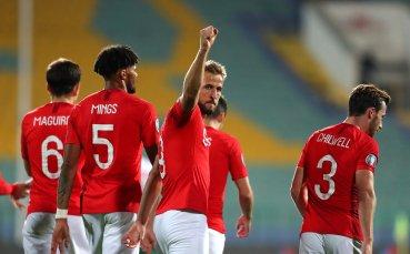 От Англия: Ние сме кръстоносци срещу расизма, УЕФА не ни пази