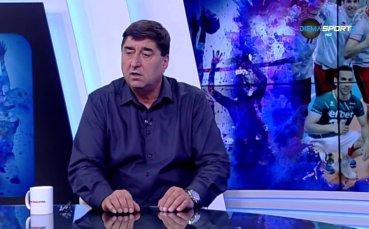Борислав Кьосев: В квалификацията момчетата трябва да покажат битка