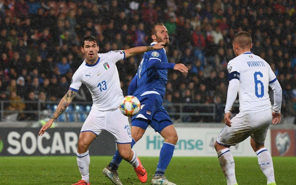 Италия с рекордна 10-та поредна победа