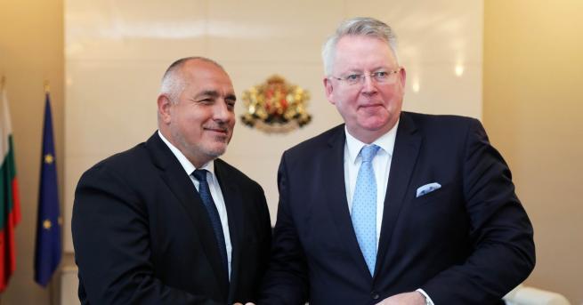 България Борисов пред Лимбург: Правителството не се меси в работата