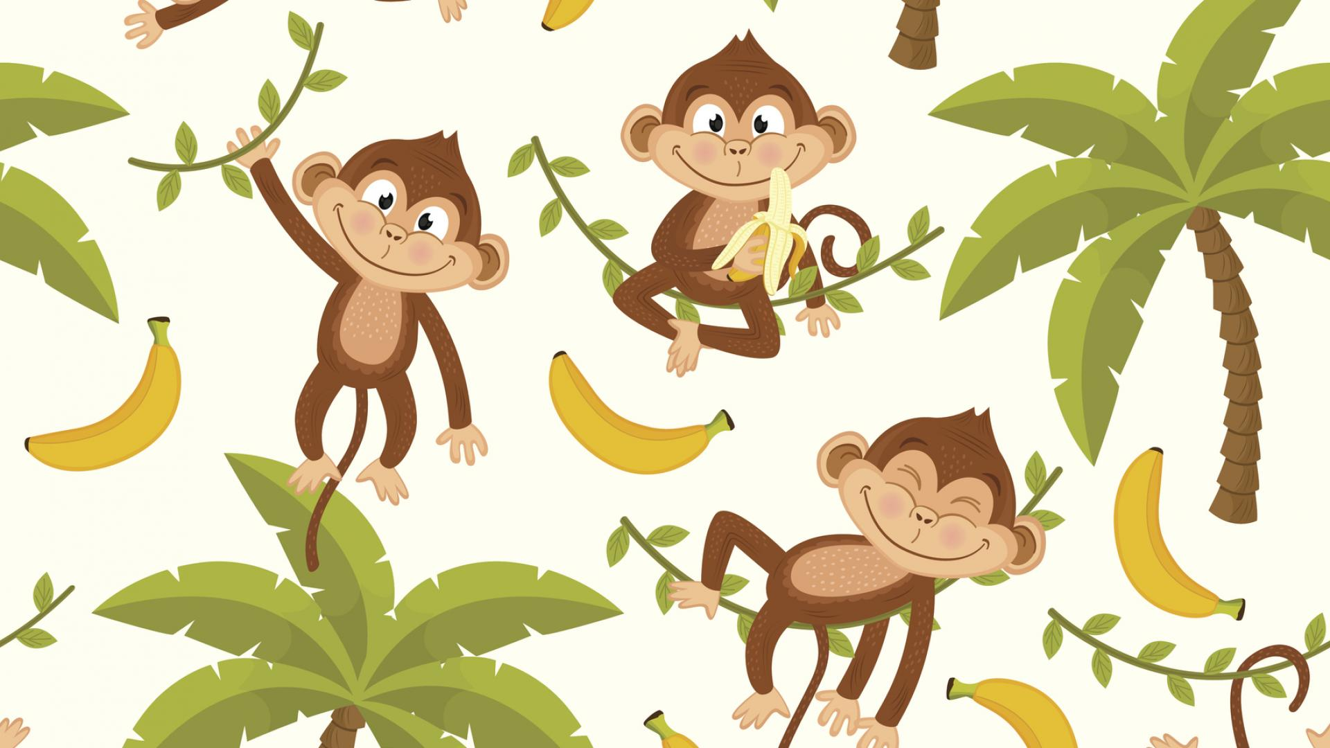 банан маймуна