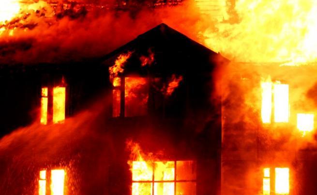 Бебе загина при пожар в Плевенско