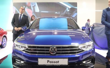 Какво представя Volkswagen на Автомобилен салон София