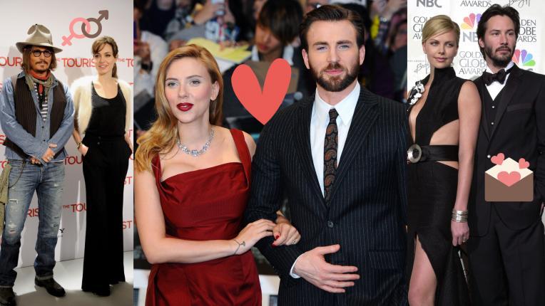 холивудски двойки
