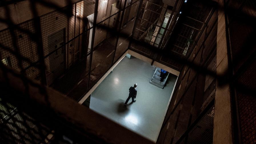 Затвора на Щази в Дрезден