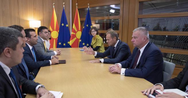 Свят Провал, кой не иска Северна Македония и Албания в