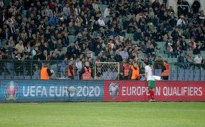 УЕФА отново отложи плейофа на България с Унгария