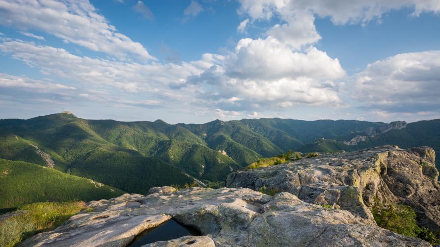5 високоенергийни места в България