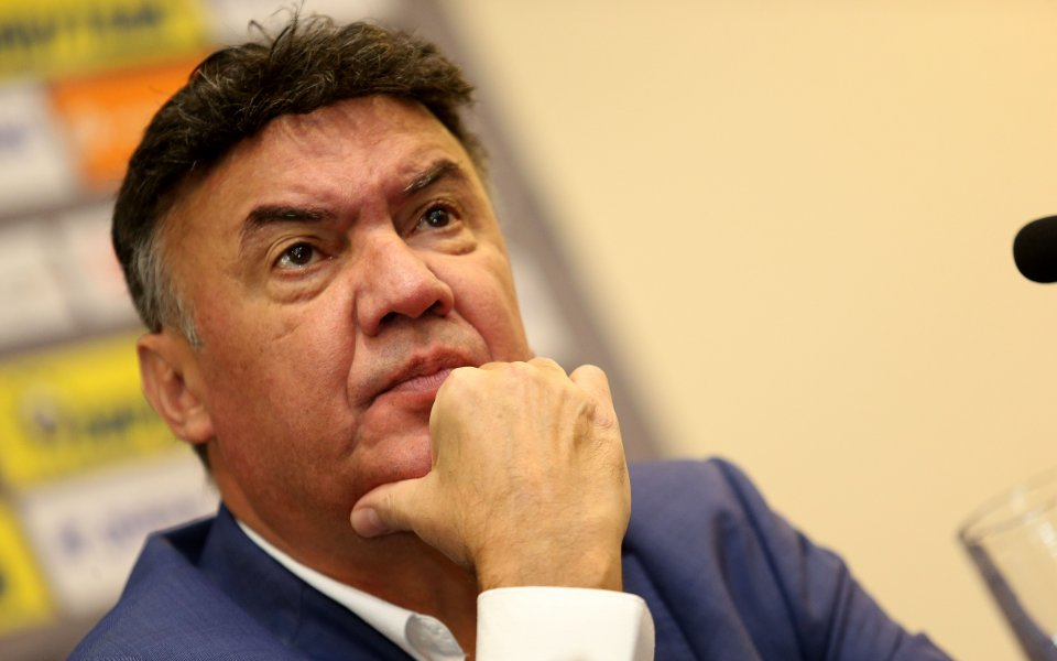 Чеферин поздрави сърдечно Боби Михайлов