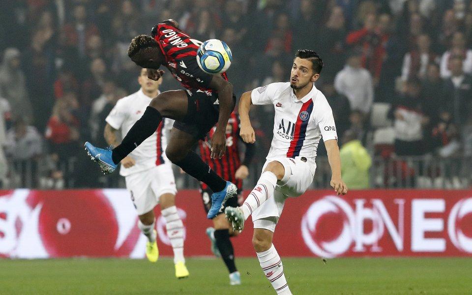 Отборът на Ница изглеждаше способен на знаменито завръщане в шампионатния
