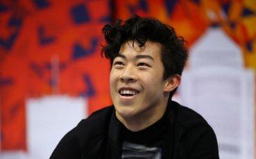 Нейтън Чен спечели кратката програма в Скейт Америка