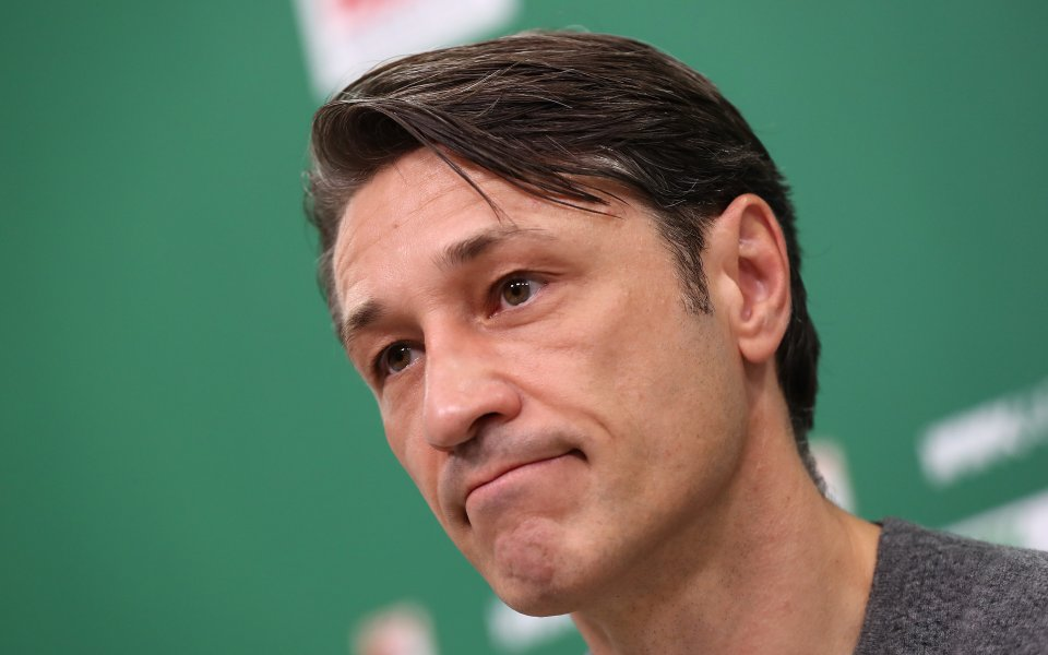 Старши треньорът Нико Ковач не смята, че неговият Байерн Мюнхенсе