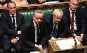 Джонсън изпрати три писма до ЕС, обвиниха го, че действа в стил Тръмп