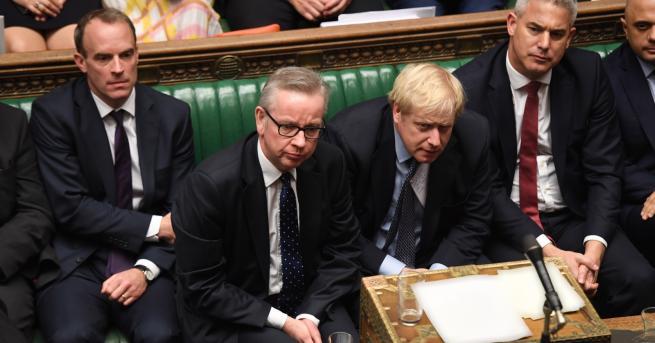 Свят Джонсън изпрати три писма до ЕС, обвиниха го, че